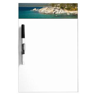 Lake Tahoe Landscape Dry-Erase Whiteboard