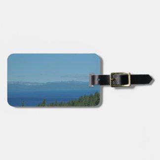 Lake Tahoe Luggage Tag