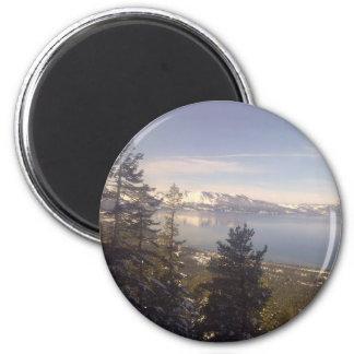 Lake Tahoe Fridge Magnet