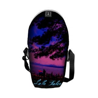 Lake Tahoe Mini Messenger Bag