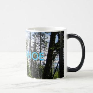 Lake Tahoe Morphing Mug