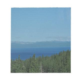Lake Tahoe Notepads