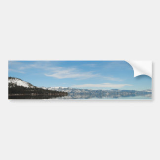 Lake Tahoe, NV Car Bumper Sticker