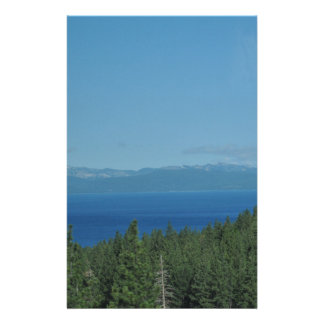 Lake Tahoe Personalized Stationery