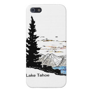 Lake Tahoe phone case Case For The iPhone 5