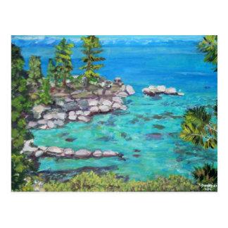 Lake Tahoe - Postcard