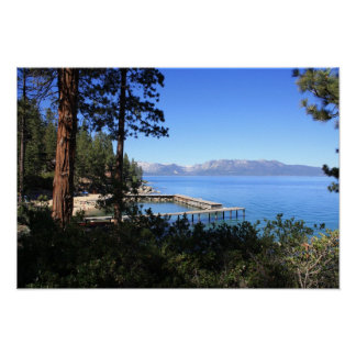 Lake Tahoe Posters