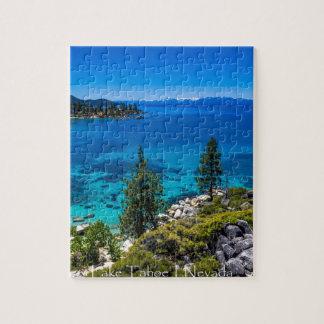 Lake Tahoe Puzzles