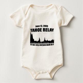 Lake Tahoe Relay Baby Bodysuit