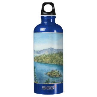 """""""Lake Tahoe"""" SIGG Traveller 0.6L Water Bottle"""