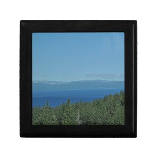Lake Tahoe Small Square Gift Box