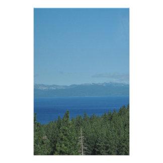 Lake Tahoe Stationery