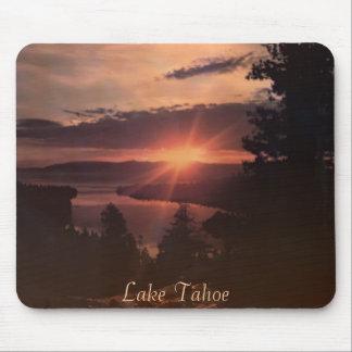 Lake Tahoe Sunrise Mousepad