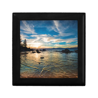 Lake Tahoe Sunset Gift Box