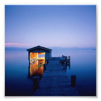 Lake Tahoe Sunset Print