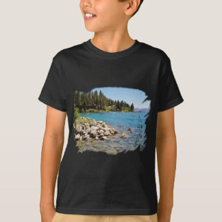Lake Tahoe Tshirt design