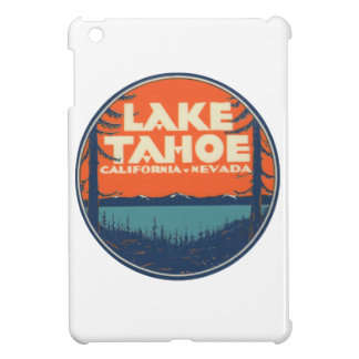 Lake Tahoe Vintage Travel Decal Design Case For The iPad Mini