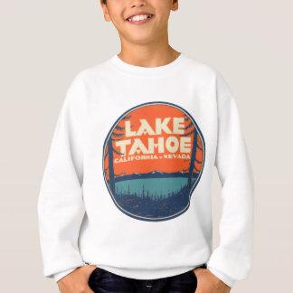 Lake Tahoe Vintage Travel Decal Design Sweatshirt