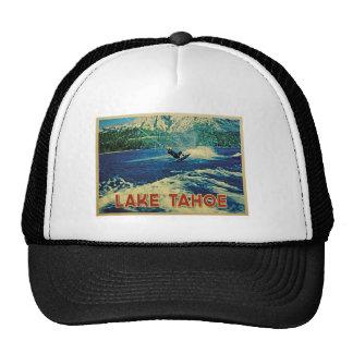 Lake Tahoe Water Skier Cap