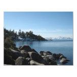 Lake Tahoe Wedding 11 Cm X 14 Cm Invitation Card
