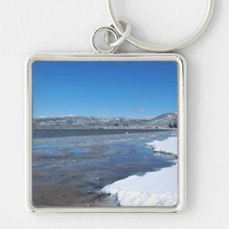 Lake Tahoe Winter Key Chains