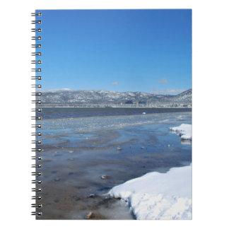 Lake Tahoe Winter Note Book