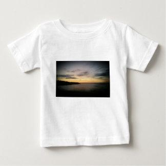 Lake Texoma Sunset Baby T-Shirt