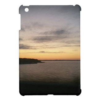 Lake Texoma Sunset iPad Mini Cover