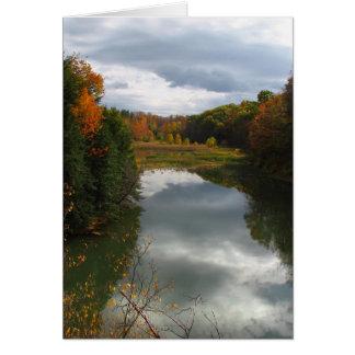 Lake Treman Card
