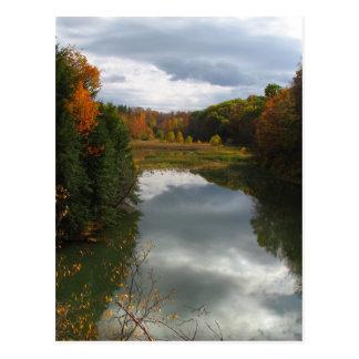 Lake Treman Postcard