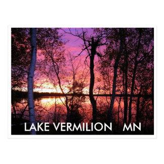 Lake Vermilion Postcard
