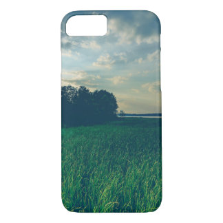 Lake view Apple iPhone 7, Barely There Phone Case
