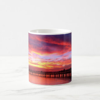 Lake View Art Mug
