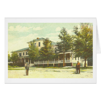 Lake View House, Mount Dora, FL - 1907 Card