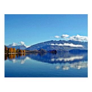 Lake Wanaka Postcard