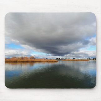 Lake Wendouree in Winter Mouse Pad