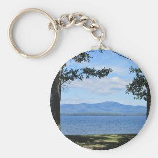 Lake Winnipesaukee Key Ring