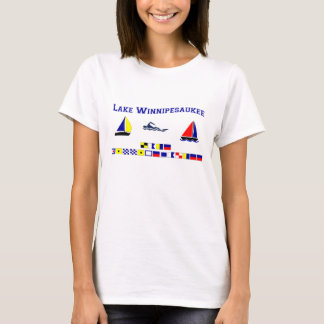 Lake Winnipesaukee, NH T-Shirt