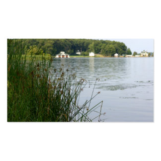 Lake With A View Business Card