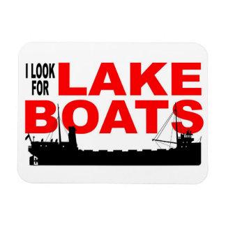 Lakeboat magnet -- canaller
