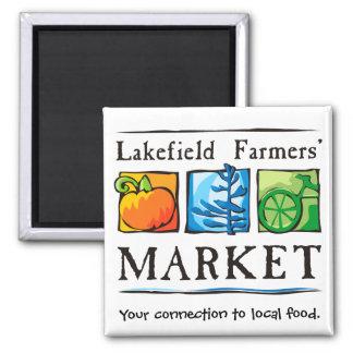 Lakefield Farmers' Market Magnet