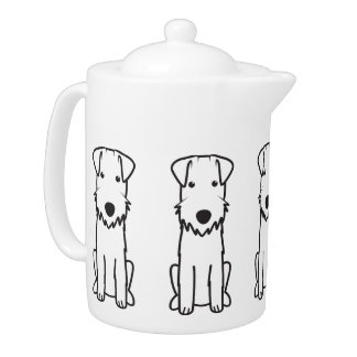 Lakeland Terrier Dog Cartoon