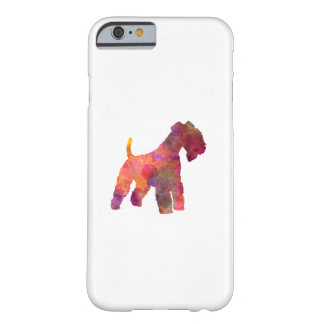 Lakeland Terrier in watercolor Barely There iPhone 6 Case