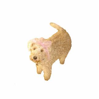 Lakeland Terrier Magnet Photo Sculpture Magnet