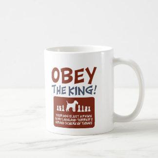 Lakeland Terrier Coffee Mugs