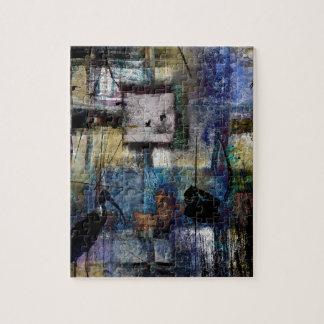 Lakeshore at Dawn Jigsaw Puzzle