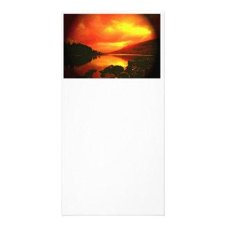 Lakeside Photo Greeting Card