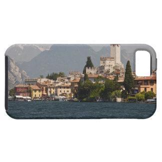 Lakeside town, Malcesine, Verona Province, Italy iPhone 5 Case
