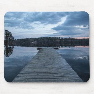 """Lakeside View"" - Mousepad"