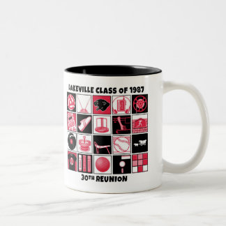 Lakeville Class of 1987 Reunion Mug